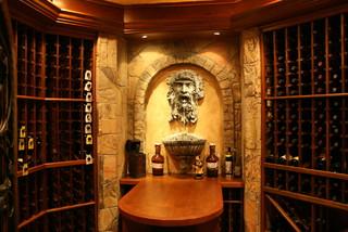 Wine Cellar By Burke Design Build Firms Berriz Group