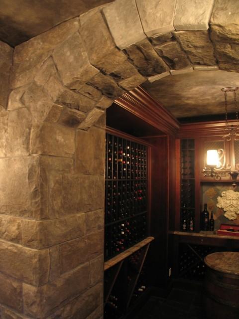 Wine Cellar mediterranean-wine-cellar