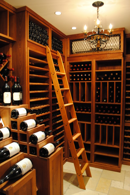 Wine Cellar traditional-wine-cellar
