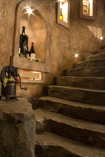 Wine Cellar Traditional Wine Cellar Seattle By