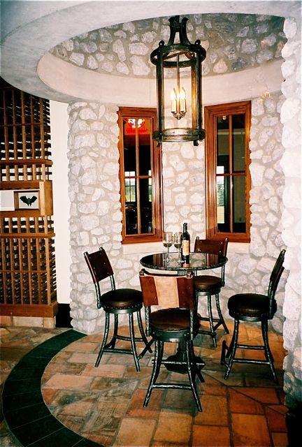 Jamie Snavley farmhouse-wine-cellar