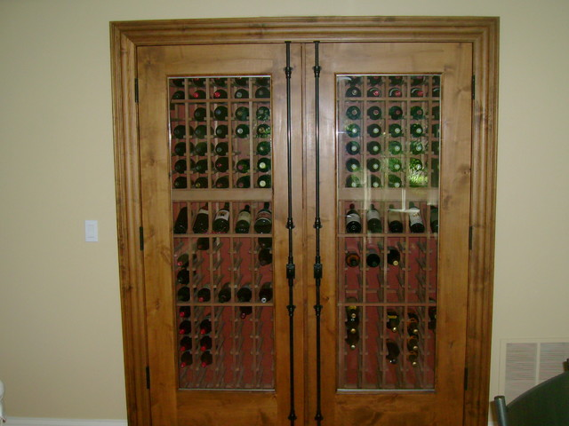 Wine Cellars by Vine Properties, LLC traditional-wine-cellar