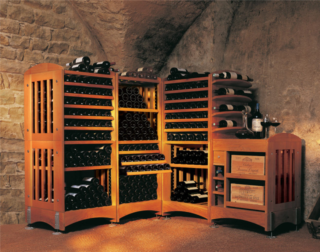 Wine Cellars Traditional Cellar Melbourne By