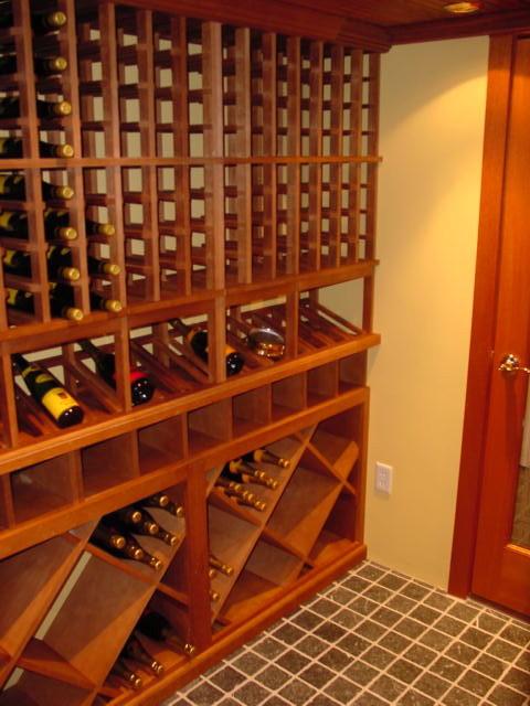 Wine Cellars traditional-wine-cellar