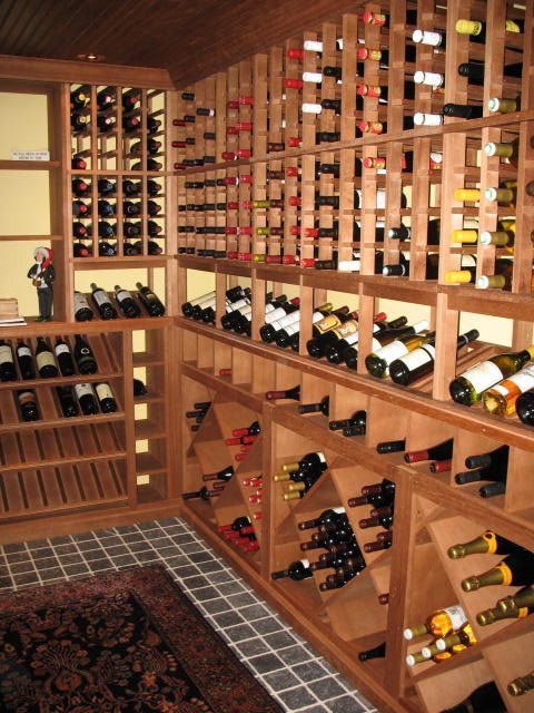 Wine Cellars traditional-wine-cellar