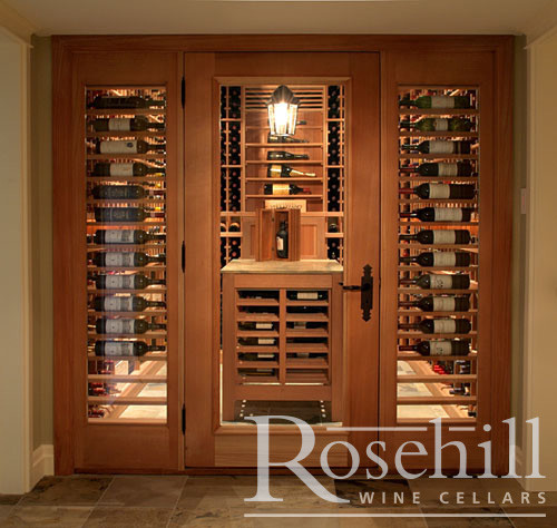 wine wine-cellar