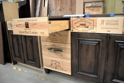 Credenza Per Cantina : Wine panel credenza fronts for washington dc country club moderno