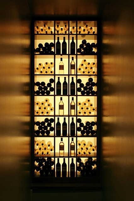 Wine Rack - Contemporary - Wine Cellar - new york - by Robert Granoff