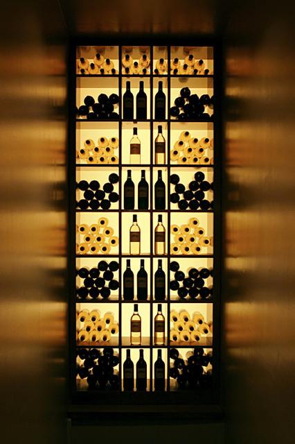 Wine Rack - Contemporary - Wine Cellar - New York - by Robert Granoff