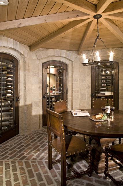 Wine Room traditional-wine-cellar