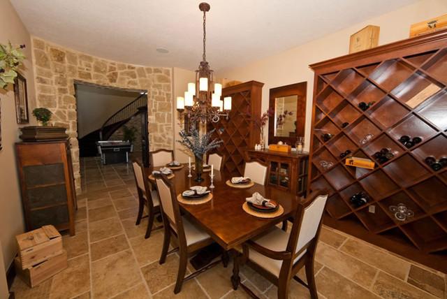 Wine Rooms eclectic-wine-cellar