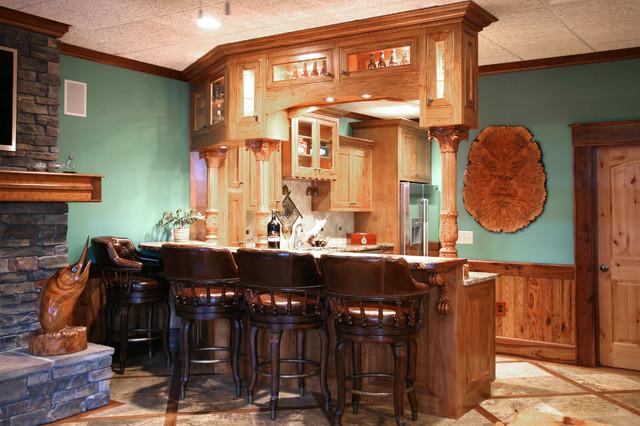 WW Bars traditional-wine-cellar
