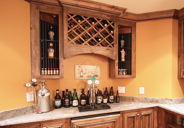 WW Bars traditional-wine-cellar