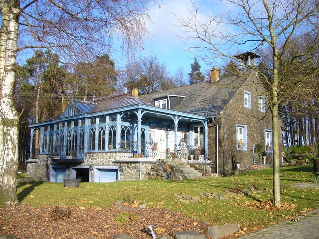 Viktorianische Wintergärten englischer wintergarten mit 2 terrassenüberdachungen im