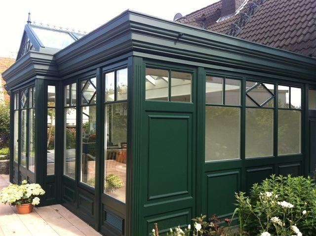 orangerie wintergarten vittoriano veranda brema di winter green. Black Bedroom Furniture Sets. Home Design Ideas