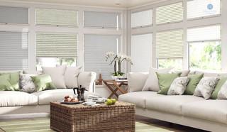 qualit ts plissee modern wintergarten sonstige von. Black Bedroom Furniture Sets. Home Design Ideas