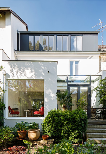 Wintergärten Köln umgebautes wohnhaus in köln modern wintergarten köln