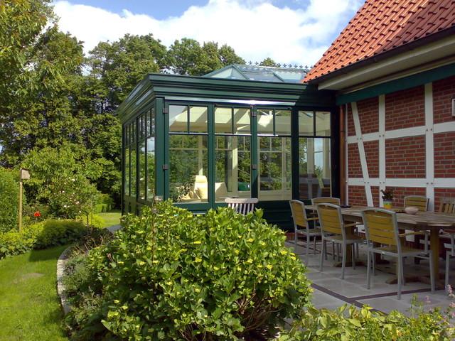 viktorianischer orangerie wintergarten victorian. Black Bedroom Furniture Sets. Home Design Ideas