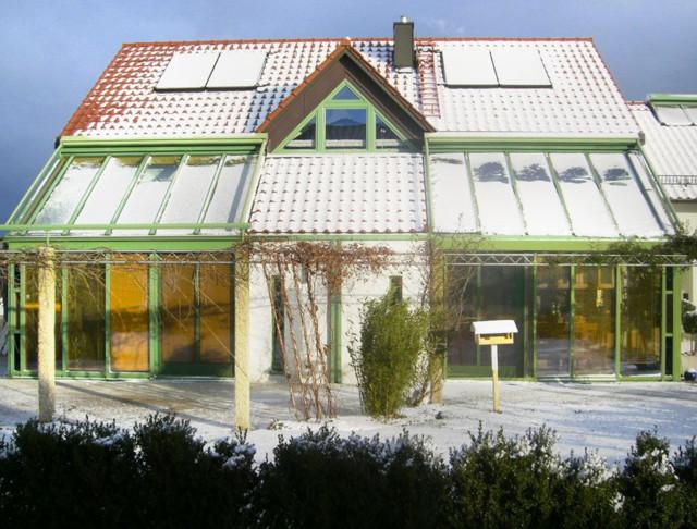 Wintergarten - Wintergarten bliemel ...