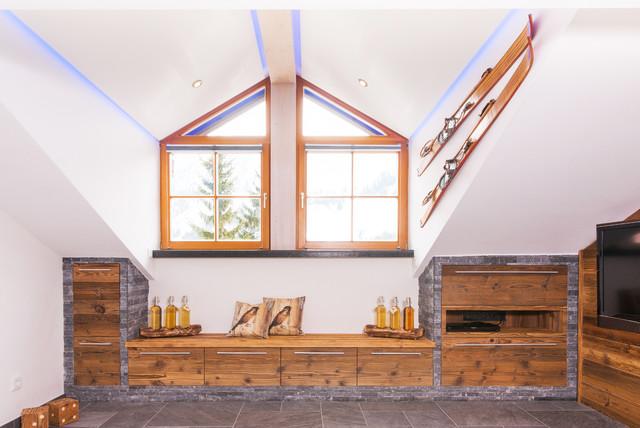 Alpenhütte 2. wohnsitz   landhausstil   wohnzimmer   sonstige ...
