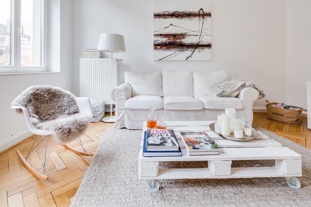 Wohnideen Wohnzimmer Skandinavisch altbau modern in köln skandinavisch wohnzimmer köln