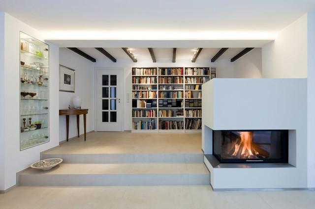 Modern Wohnbereich By Raum 4 Meisterdesigner