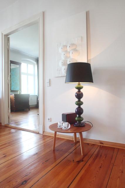 apartment berlin prenzlauer berg mid century. Black Bedroom Furniture Sets. Home Design Ideas