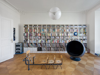 Apartment Berlin Tiergarten Germany Contemporary