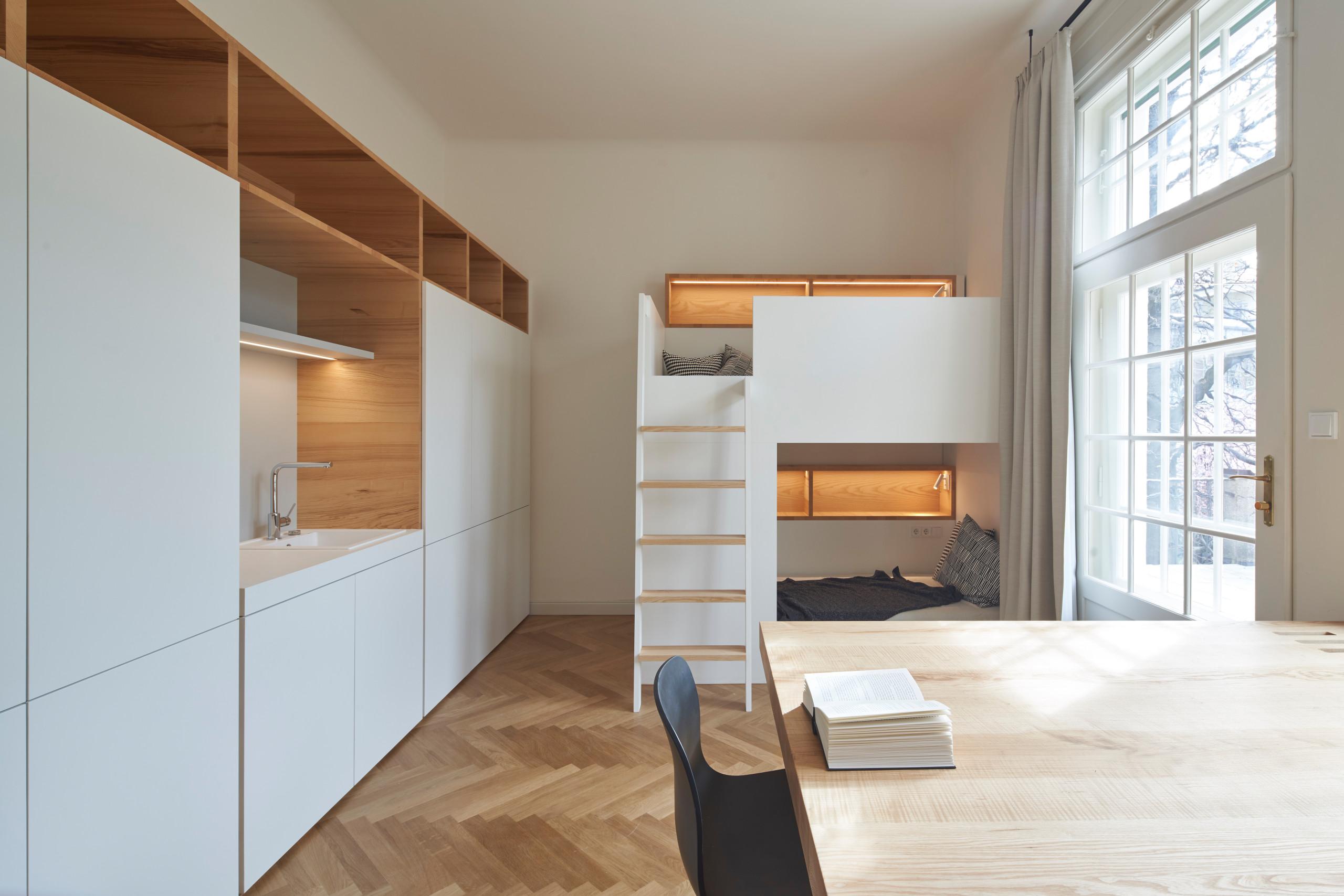Ausbau Studentenwohnheim in München