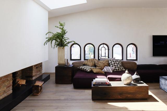 berlin loft modern wohnbereich m nchen von dreimeta. Black Bedroom Furniture Sets. Home Design Ideas