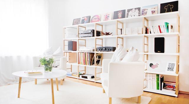 b cherregale regalsystem maxx scandinavian living. Black Bedroom Furniture Sets. Home Design Ideas