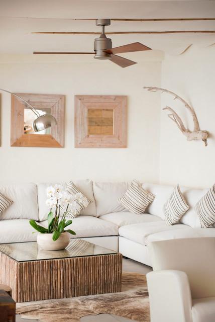 deckenventilatoren f r modernes wohnen modern wohnbereich palma de mallorca von casa. Black Bedroom Furniture Sets. Home Design Ideas