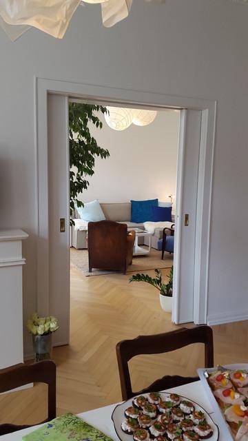 Die Schne Auguste Shabby Chic Style Wohnzimmer