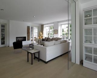 einfamilienhaus landhausstil wohnbereich m nchen. Black Bedroom Furniture Sets. Home Design Ideas