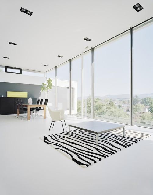einfamilienhaus pf08 modern wohnbereich stuttgart. Black Bedroom Furniture Sets. Home Design Ideas