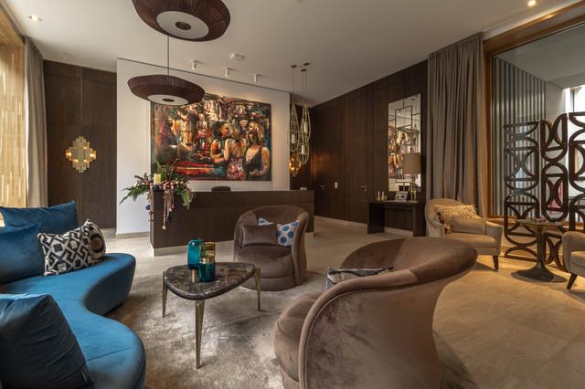 Einrichtung eines Apartments im Palais Varnhagen - Contemporaneo ...