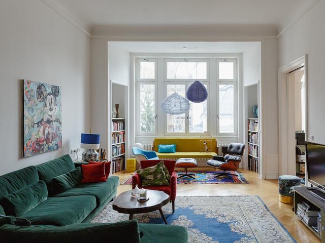 Homestory Kerstin Hayashi Shop.com Eklektisch Wohnzimmer
