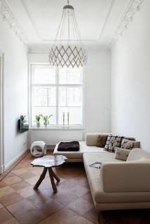 stylish apartment in berlin eklektisch wohnzimmer berlin von luca girardini photos. Black Bedroom Furniture Sets. Home Design Ideas