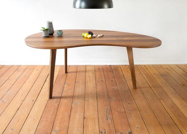 Esstisch  Schreibtisch LAGO  Scandinavian  Family Room  ~ Esstisch Couch