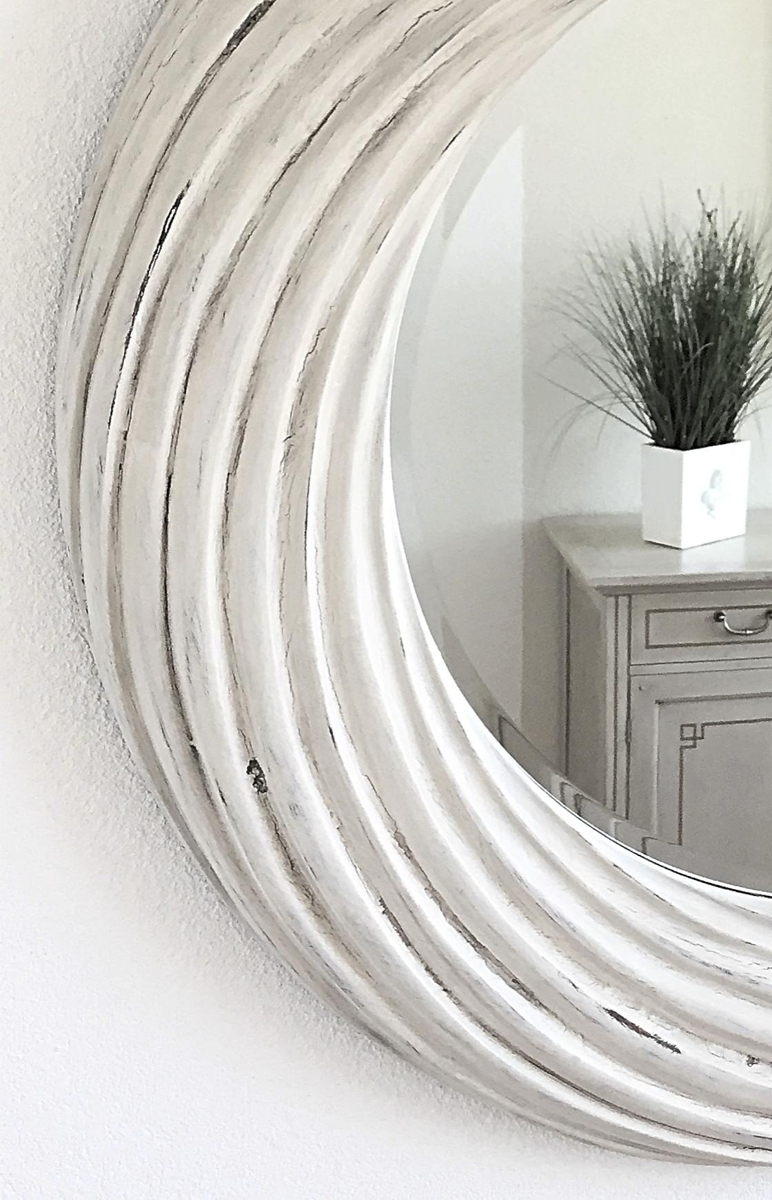Fassmalerei Spiegel