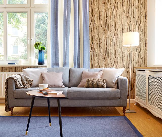 fertig zm aufh ngen vorh nge raffrollos scandinavian. Black Bedroom Furniture Sets. Home Design Ideas