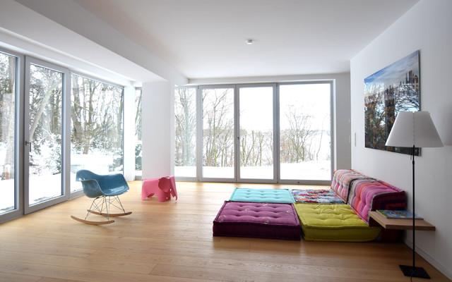 fia minimalistisch wohnbereich m nchen von. Black Bedroom Furniture Sets. Home Design Ideas