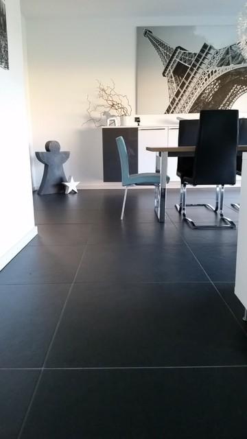 fliesenfreunde modern wohnzimmer k ln von fliesenmax gmbh co kg. Black Bedroom Furniture Sets. Home Design Ideas