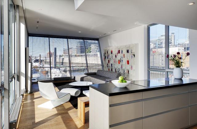 floating home typ b. Black Bedroom Furniture Sets. Home Design Ideas
