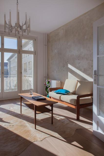 frank karl mid century wohnzimmer berlin von vintagency. Black Bedroom Furniture Sets. Home Design Ideas