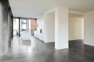 hamburger wohnung modern wohnbereich hamburg von. Black Bedroom Furniture Sets. Home Design Ideas
