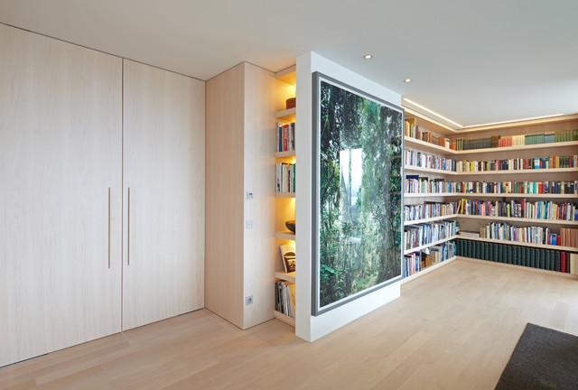 haus am see modern wohnbereich m nchen von holzrausch. Black Bedroom Furniture Sets. Home Design Ideas