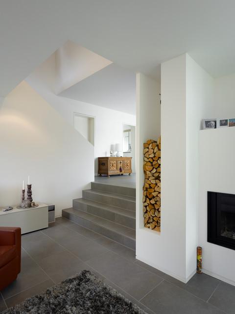 haus b offenbach modern wohnbereich berlin von khbt. Black Bedroom Furniture Sets. Home Design Ideas