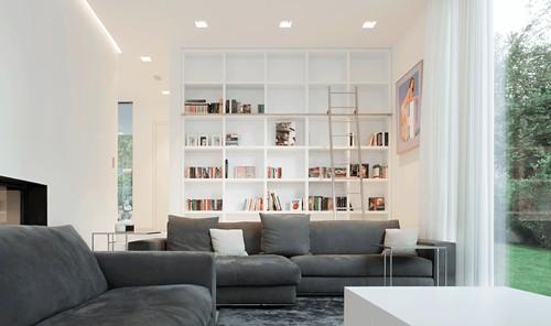 Salve, di che marca è questa bella libreria con scala? grazie