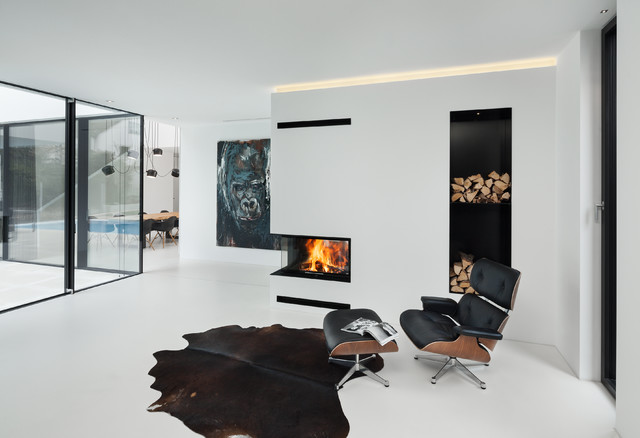 Haus r modern living room